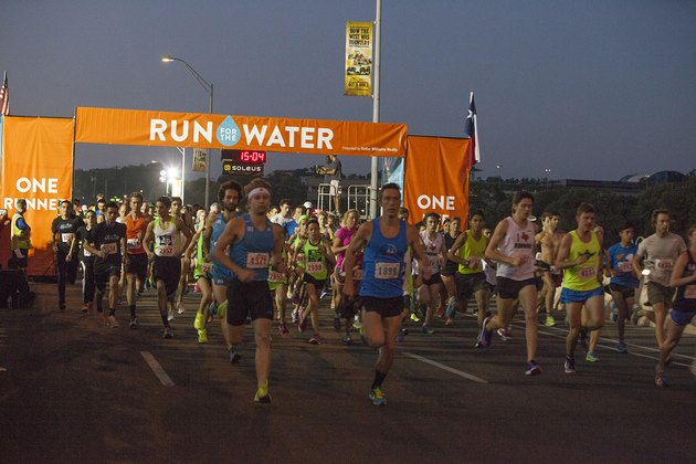 Run for the Water charity race