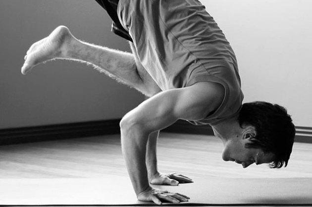 Vinyasa Yoga With Nathan Johnson