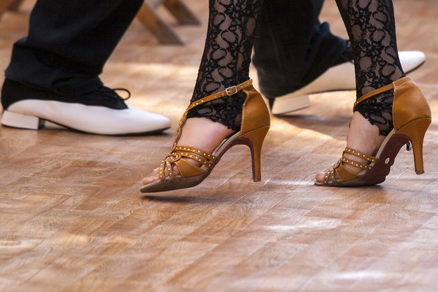 The coordination and choreography help cognition.
