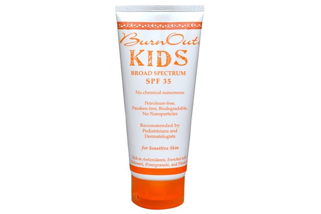 BurnOut Kids Physical Sunscreen SPF 35