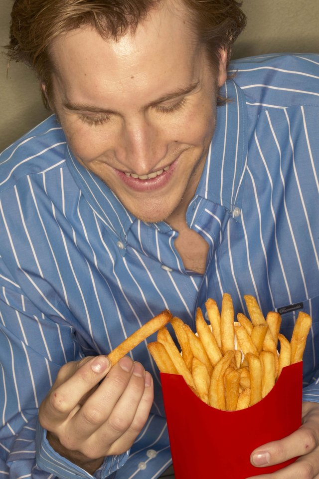 Can Eating Too Much Junk Food Make You Dizzy?