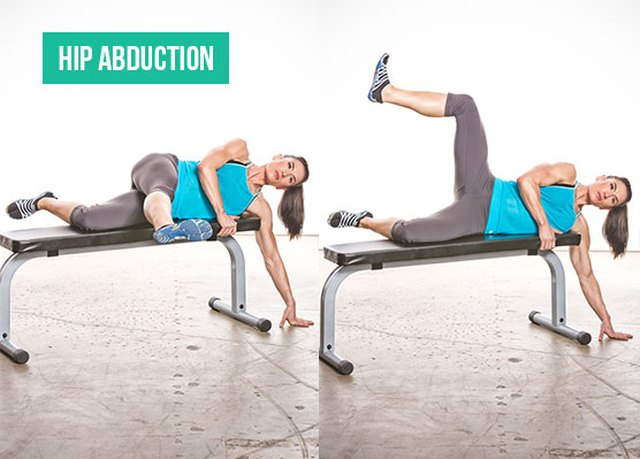 Side-Lying Hip Abduction