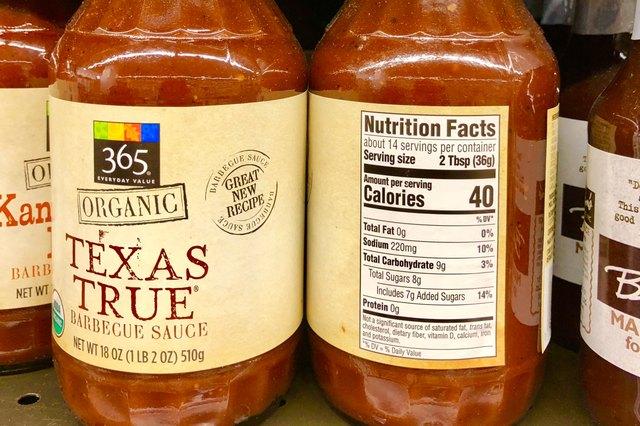 365 Everyday Value Texas True Organic Barbecue Sauce