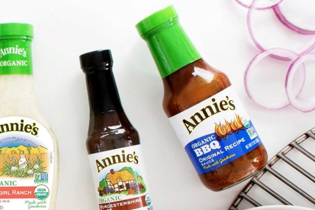 Annie's Organic Original BBQ Sauce