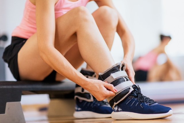 Why You Should Rethink Working Out With Ankle Weights