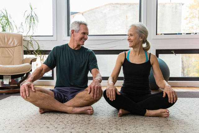 At-Home Workouts to Improve Balance, Mobility and Strength in Your 60s and Beyond