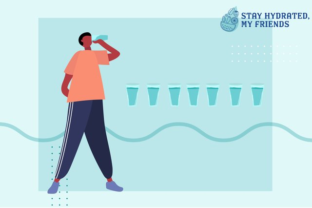 Do You Really Need to Drink 8 Glasses of Water a Day?