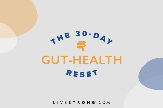 30-Day Gut-Health Reset