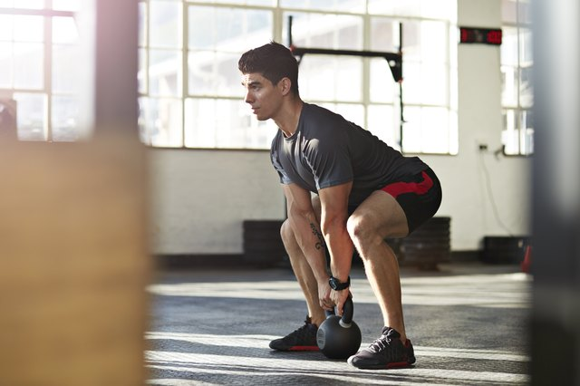 Want to Get in Great Shape, Guys? Here Are 2 Things You Should Be Doing | Livestrong.com