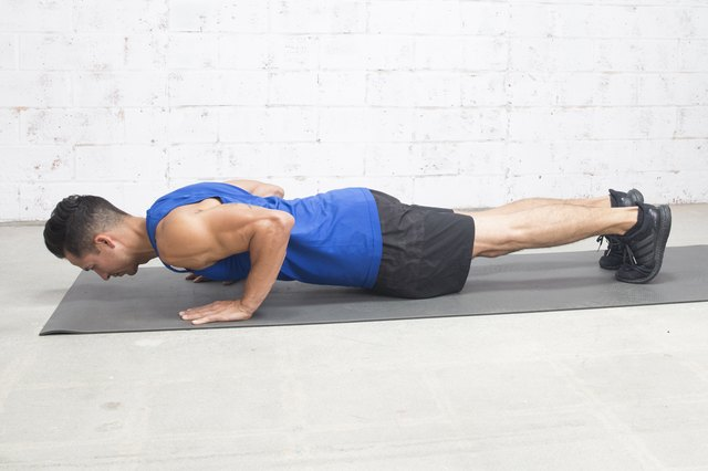The 30-Day Push-Up Challenge for Upper-Body Strength, Stability and Stamina