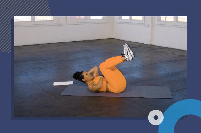 Give Your Abs a Little Something Extra With This 10-Minute Core-Strengthening Workout