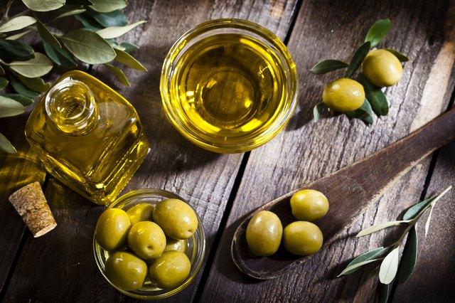 Apple Cider Vinegar & Olive Oil for the Gallbladder