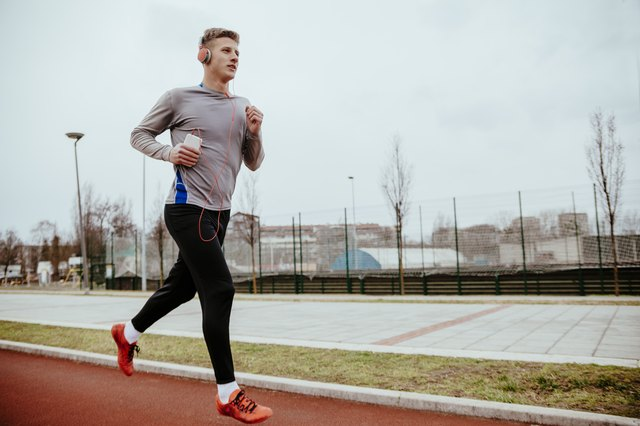 Take to the Track With This HIIT Workout for Runners