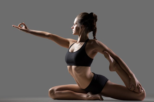 Stretches for Tight Quads