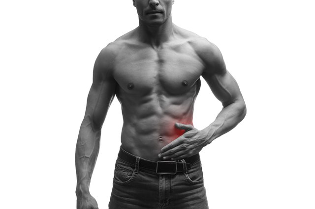 Causes of Pain in the Lower Left Abdomen in Men