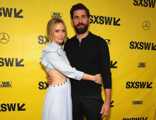 """A Quiet Place"" Opening Night Screening and World Premiere at the 2018 SXSW Film Festival"