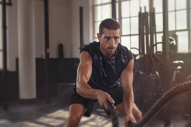 Want to Build Muscle at the Gym? Here's Exactly What You Need to Do