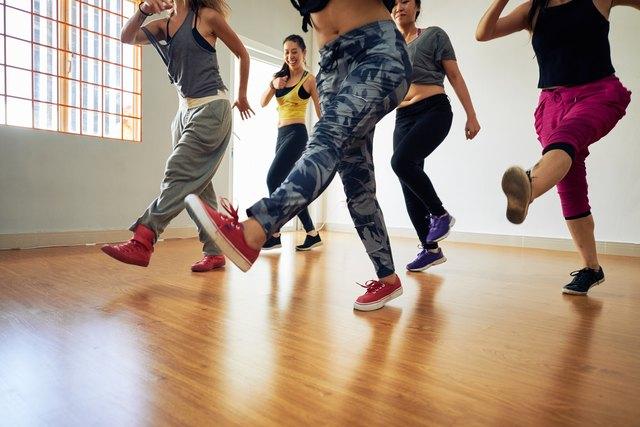 Types of Aerobic Dance