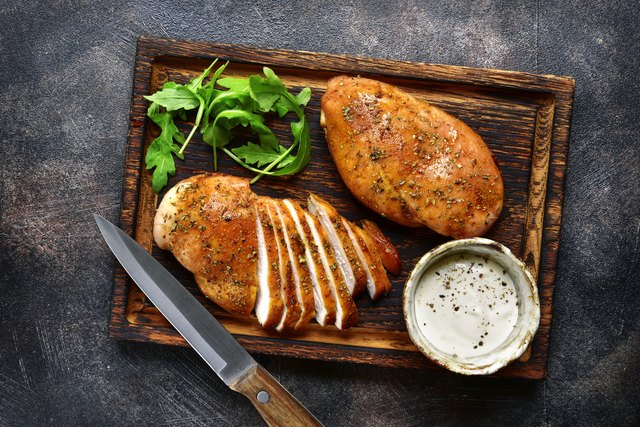How To Bake Chicken Breast Temperature