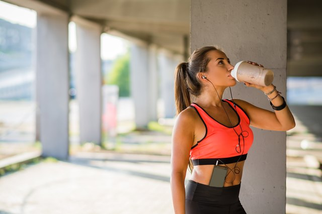 Right nutrition gives best training results
