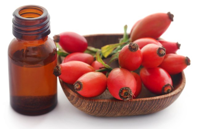 Medicinal Rose hips with essential oil