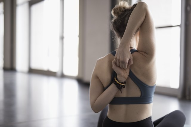 5 Stretches for Tight Shoulders to Finally Get Some Relief