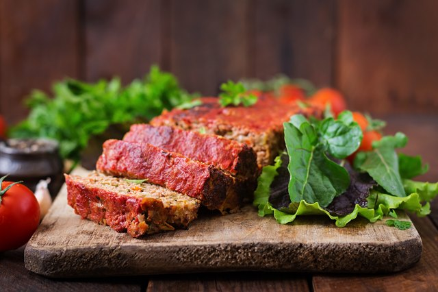 Veggie-Packed Meatloaf