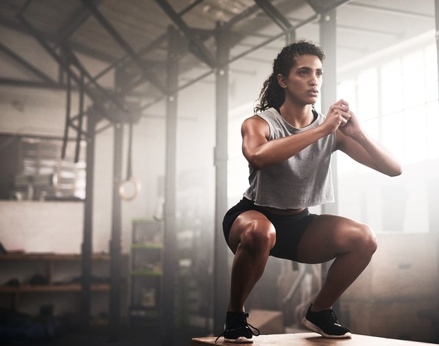A 20-Minute Plyometric Workout to Release Rage and Boost Endorphins