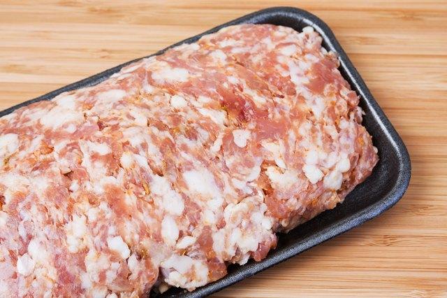How to Cook Ground Italian Sausage   Livestrong.com