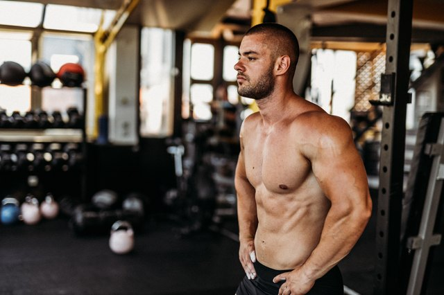 The Move That's Better for Your Shoulders Than Overhead Barbell Presses