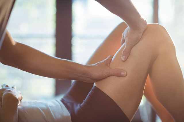 How to Regain Leg Strength After Hospitalization