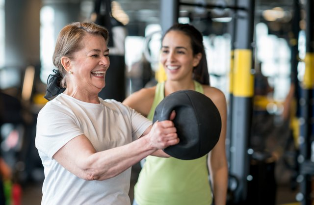 5 Simple Ways to Stop Age-Related Weight Gain