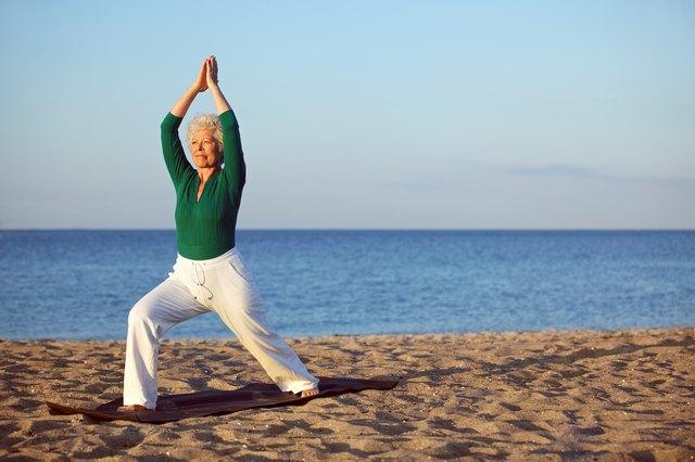 Leg Strengthening Exercises for the Elderly