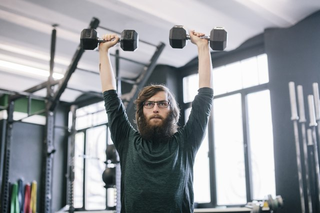 8 Dumbbell Exercises That Are More Effective Than Weight Machines