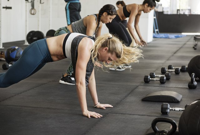 Struggling With Burpees? Here's What Your Body Is Telling You