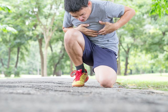 Why Does My Chest Hurt After Cardio?