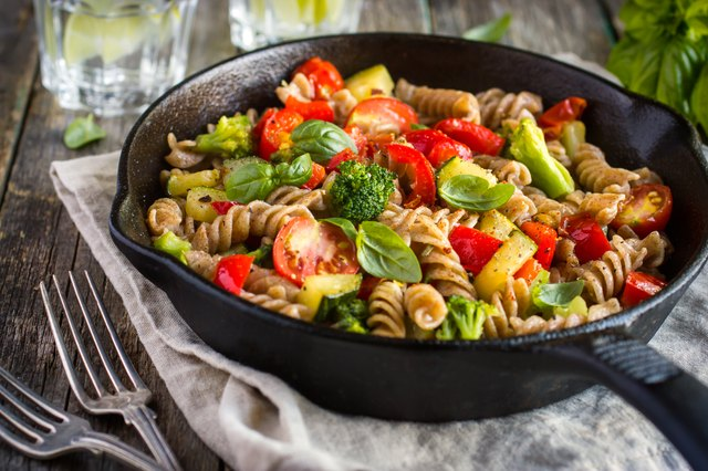 Veggie-Loaded Pasta