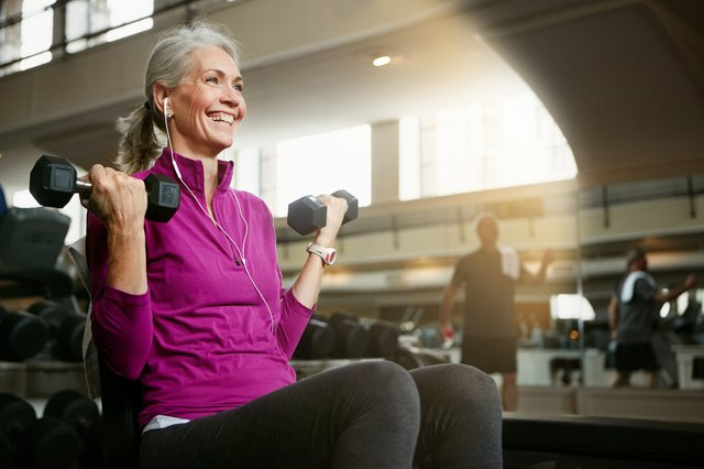 Make Menopause More Bearable With This 20-Minute Workout