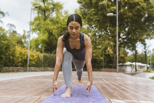 Try This 20-Minute Yoga Flow When You Need to Work Out Some Anger