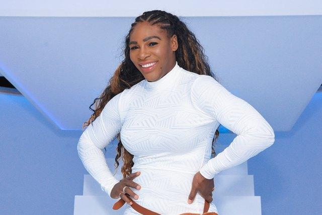 Serena Williams Visits Beautycon POP In Los Angeles
