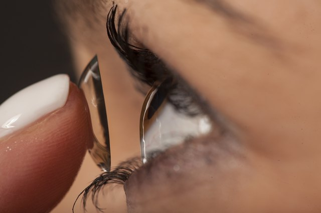 The Effects of Wearing Wrong Prescription Contacts