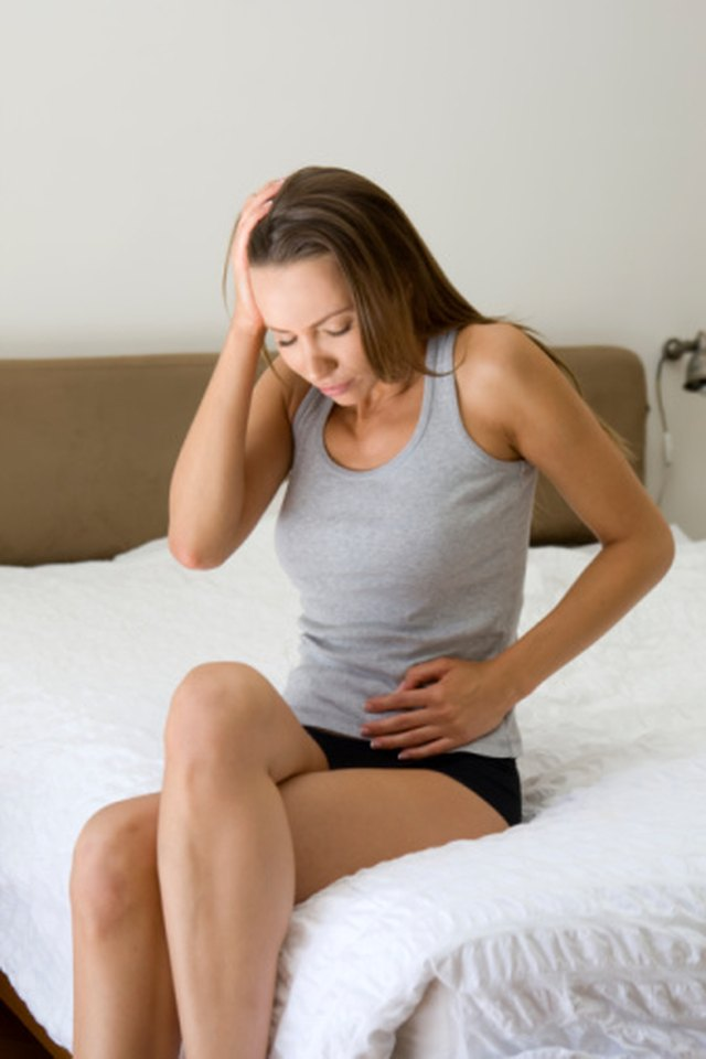 What Causes Stomach Swelling & Diarrhea?