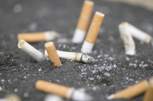 Signs of Nicotine Poisoning