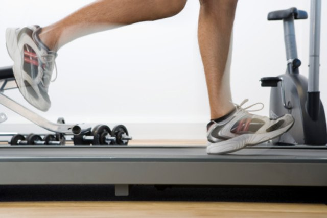 Soccer Workouts on the Treadmill