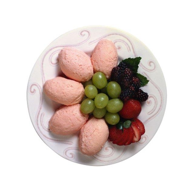 Sorbet Nutrition Information