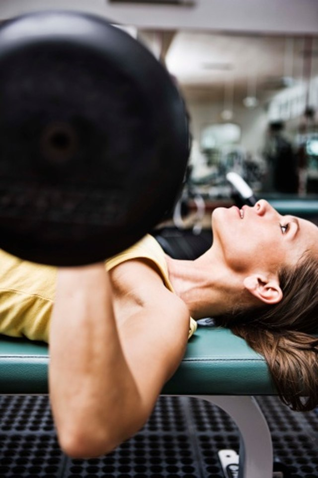 How to Get the Strength & Power to Lift More Weights