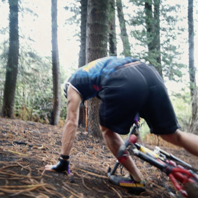 Neck & Shoulder Pain From a Bicycle Fall