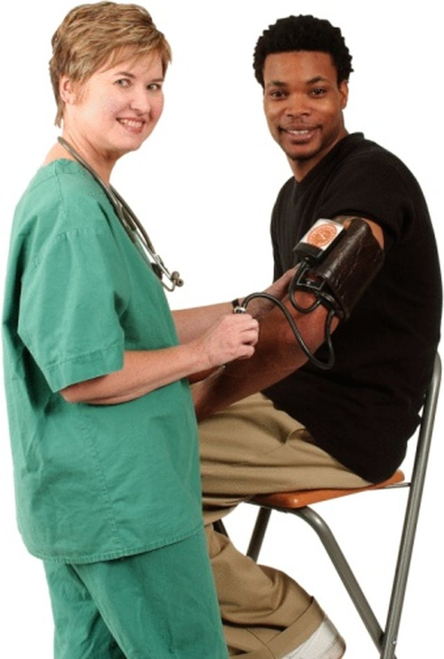 Side Effects of Glucosamine on Blood Pressure