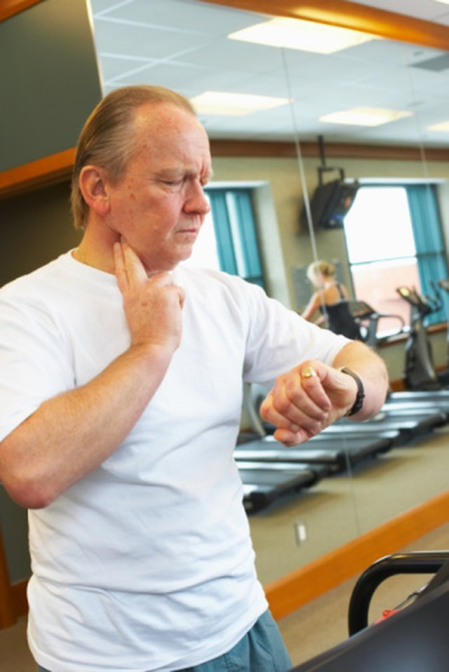 Fat Burning Heart Rates for Men