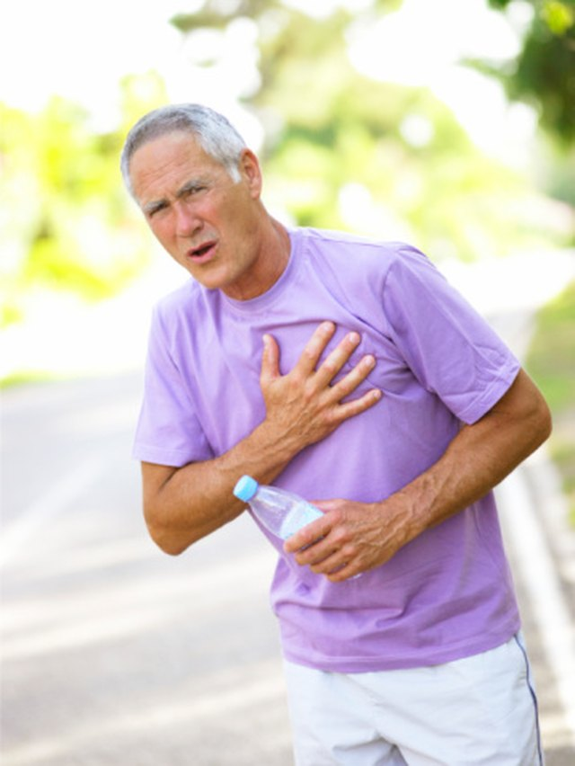 How to Treat Gas Pains in the Chest